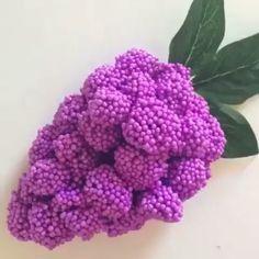 Üzüm Slime #slime #beautifulslime #grape #grapeslime #bae #purple #purpleslime