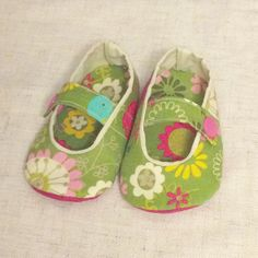 A personal favorite from my Etsy shop https://www.etsy.com/listing/269339289/baby-mary-janes-3-6-month-shoes