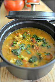 Sweet my Kitchen: Sopa rica de peixe