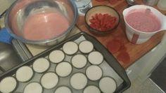 Making soap cupcakes at sugar and oats !