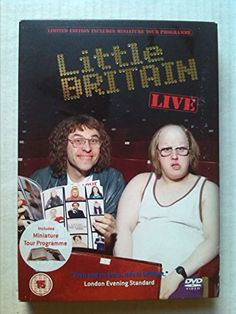 Little Britain Live: Limited Special Edition Including Re... https://www.amazon.co.uk/dp/B000GTLC7A/ref=cm_sw_r_pi_dp_x_6yLAzbCMXFGVA