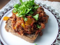 Delicious!!! Vegan Sloppy Joes
