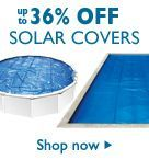 Solar Pool Cover: 21' ROUND Swimming Pool Solar Blanket