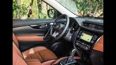 The 2019 Nissan X Trail continues to offer top safety scores, remarkable space inside, and all-round versatility; it's still one of the best small SUVs, and a good value for money. 2019 Nissan X Trail Interior [mwp_html tag= Nissan Rogue Sl, 17 Inch Wheels, Trail, New Nissan, Orange Interior, Nissan Murano, Club Tops, Top Interior Designers, Autos
