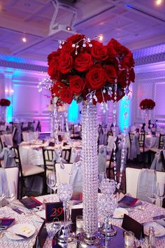 Floral Design: Chris Norwood, AIFD Tipton & Hurst : Little Rock, AR