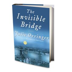 Wonderful book based in Budapest, France and Italy beginning in 1938.  It's a great love story.