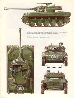 Hellcat,Long Tom & Priest 26 Page M18 Hellcat, M1 Abrams, Army Usa, Us Armor, Tank Armor, War Thunder, Tank Destroyer, Engin, Ww2 Tanks