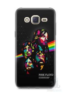 Capa Capinha Samsung J7 Pink Floyd #2 - SmartCases - Acessórios para celulares e tablets :)