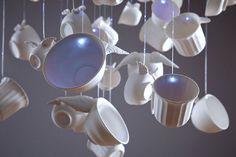 Картинки по запросу инсталляция из кухонной утвари