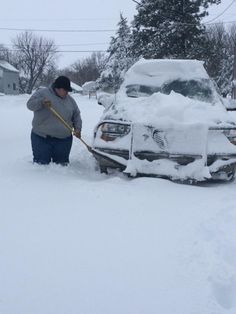 This week's snowstorm was named the biggest snow event since 2008. Check out these impressive photos from people all over southeastern South Dakota.