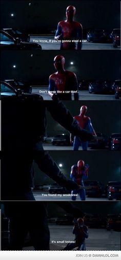 oh spider
