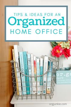 My Small Yet Functional and Organized Home Office – home office organization ideas Home Office Space, Home Office Design, Home Office Decor, Office Ideas, Office Hacks, Office Memes, Office Set, Bedroom Office, Small Office Organization
