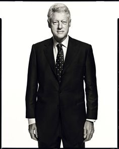 Bill Clinton | Norman Jean Roy