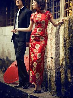 Have always loved the Cheongsam, a traditional Chinese dress. Very feminine, but they do not have them in my size. Ever.