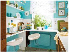 credit: Casa Sugar [http://www.casasugar.com/Photos-Blue-Kitchens-Turquoise-Kitchens-14858598?page=0%2C0%2C9]