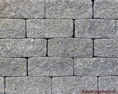 Mauersteine Terra in der #Farbe granit
