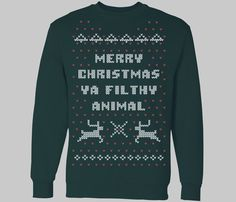 Home Alone Sweater - must have!!!