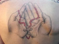 Rosary tattoo by ~ashLedford on deviantART
