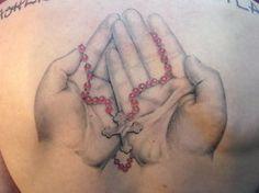 Rosary tattoo by ~ashLedford on deviantART