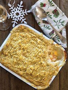 Γιορτινή πίτα με σολομό και πουρέ | Συνταγές, Knorr συνταγές | Athena's Recipes Macaroni And Cheese, Cooking, Ethnic Recipes, Food, Kitchen, Mac And Cheese, Essen, Meals, Yemek