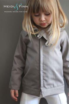 NEW Urban Weekender Coat pattern and tutorial 12M  by heidiandfinn, $6.00