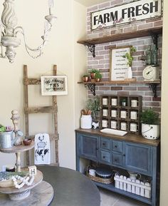 Industrial Farmhouse Decor Ideas (13)