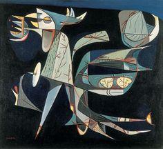 Eugenio Granell, El vuelo nocturno del Pájaro Pi, 1952
