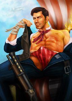 Bioshock Infinite Bucker sexy