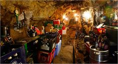 Beer Cave! (for the Connoisseur, the Art of Aging Beers - NYTimes.com).