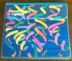 elementary school... i had this exact trapper keeper!!