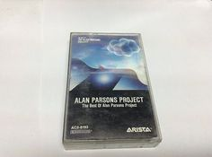THE BEST OF ALLAN PARSONS PROJECT tape cassette 1983 RCA RECORDS