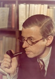 """man is nothing else but what he purposes, he exists only in so far as he realises himself, he is therefore nothing else but the sum of his actions, nothing else but what his life is."" by jean-paul sartre, existentialism is a humanism. #quote"