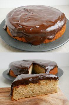 Danish Dessert, Danish Food, Baking Recipes, Cake Recipes, Dessert Recipes, Recipes From Heaven, Yummy Cakes, Sweet Recipes, Sweet Treats