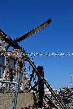 Inland Mfg. Destruction, Dayton OH