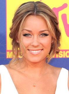 Lauren Conrad Hairstyles - September 7, 2008 - DailyMakeover.com