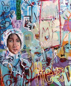 Original Popular culture Painting by Renata Kacova Original Art, Original Paintings, Popular Culture, Buy Art, Liberty, Saatchi Art, Street Art, Canvas Art, The Originals