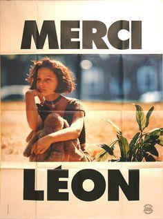 Merci Leon Poster