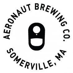 Logo of Aeronaut Brewing Company