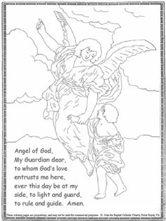 285 best Catholic coloring pages images on Pinterest | Catholic kids ...