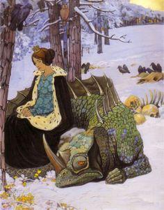 Maximilian Liebenwein - St George And Dragon