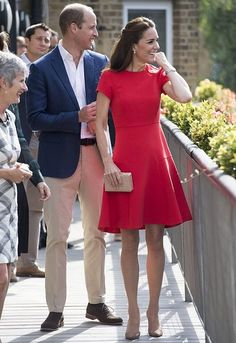 Duchess Catherine and Prince William visited YoungMinds Helpline
