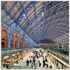 King's Cross/St. Pancras Station