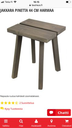 Outdoor Furniture, Outdoor Decor, Dining Bench, Ottoman, Home Decor, Decoration Home, Table Bench, Room Decor, Home Interior Design