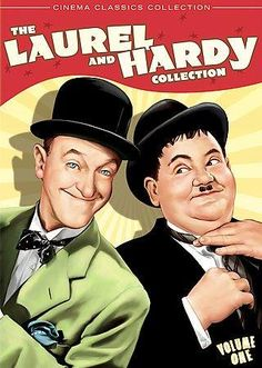 THE BIG NOISE: Laurel and Hardy play janitors at a detective agency who pretend…