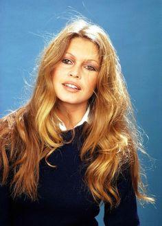 Brigitte Bardot photographed by Leonard de Raemy 1972.