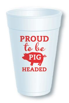 Razorbacks or BBQ...take your pick! - I would love to have this on a Tshirt!