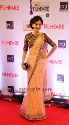 Bibi Jan 2013 Dresses Design Fashion Jan FILMFARE AWARDS