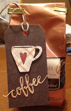 Just Me: c: Coffee!...Tag, You're It Challenge #57, 2016 Fall Coffee Lovers Blog Hop