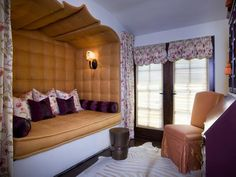 Romantic Bedrooms from Lori Dennis on HGTV