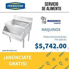 #ServicioDeAlimento #Hielera funcional de #bar www.ferrezone.mx  El mercado ferretero de México Anúnciate gratis